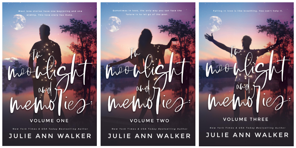 In Moonlight and Memories Trilogy